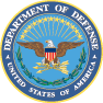 The Department of Defense logo